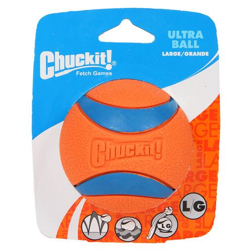 Chuckit Ultra ball 2 pack size Large 7.3cm