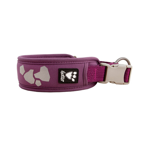 Hurtta Weekend Warrior Collar in colour Currant