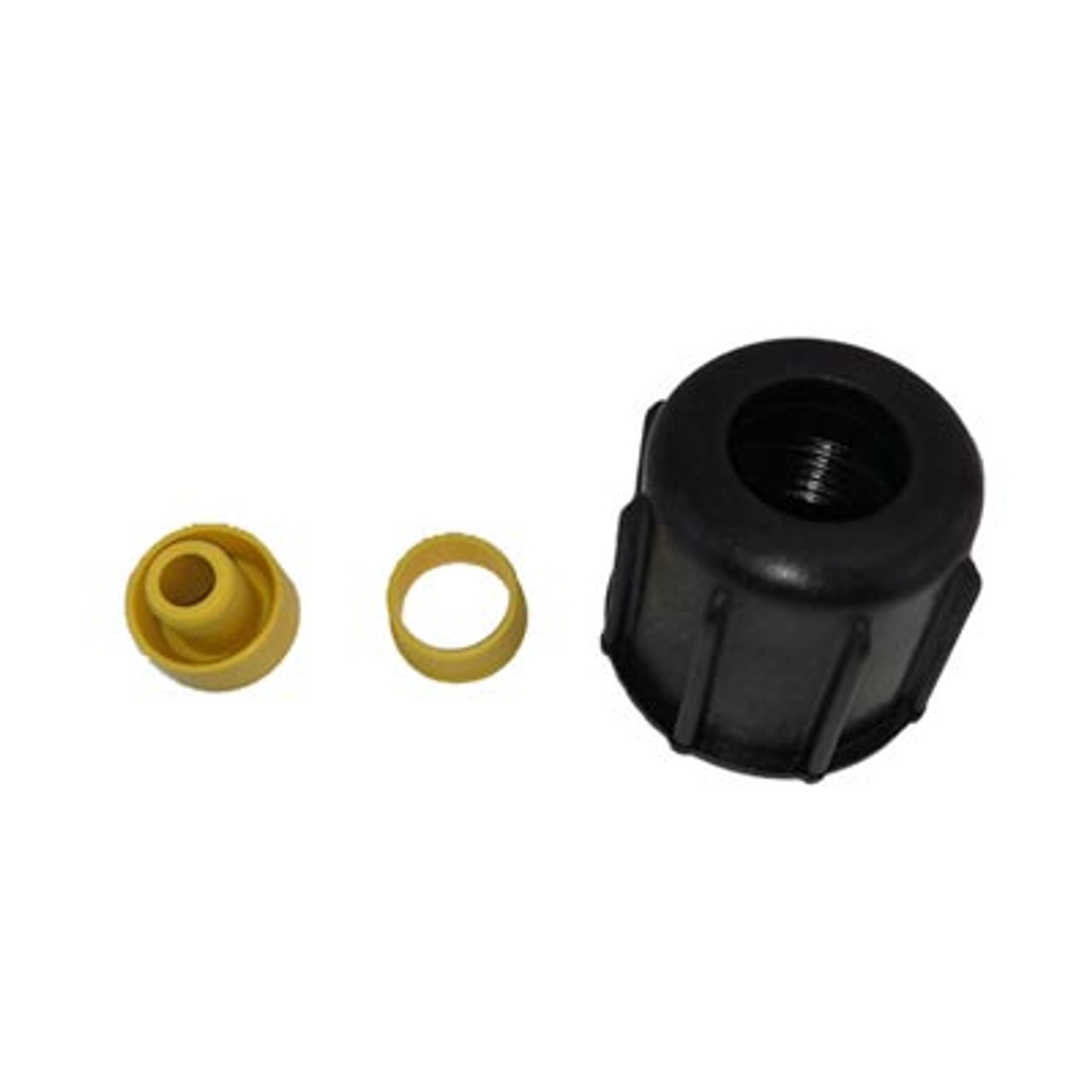 LMI Tubing Connection Kit 1//4 older style nut and ferrule
