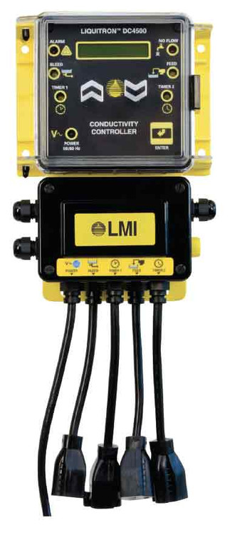 Fabulous Dc4500 Lmi Pump Controller Liquitron Series Conductivity Wiring Digital Resources Bioskbiperorg
