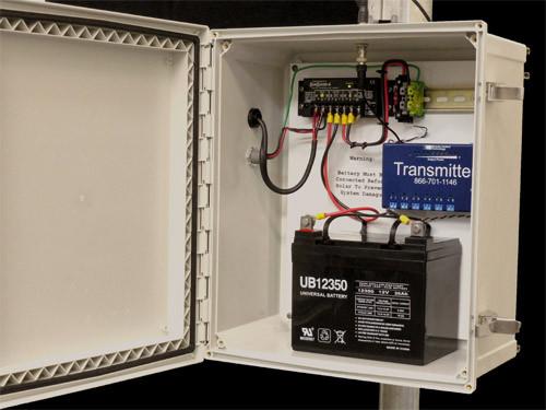 Solar Panel 10 Watt 12 Volt 45 Lbs Solar Power System