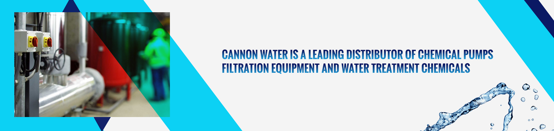 leading distributor for chemical pumps filtration equipment