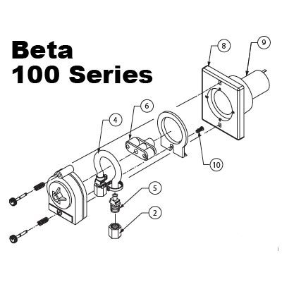 Beta Technology 100 Series Parts