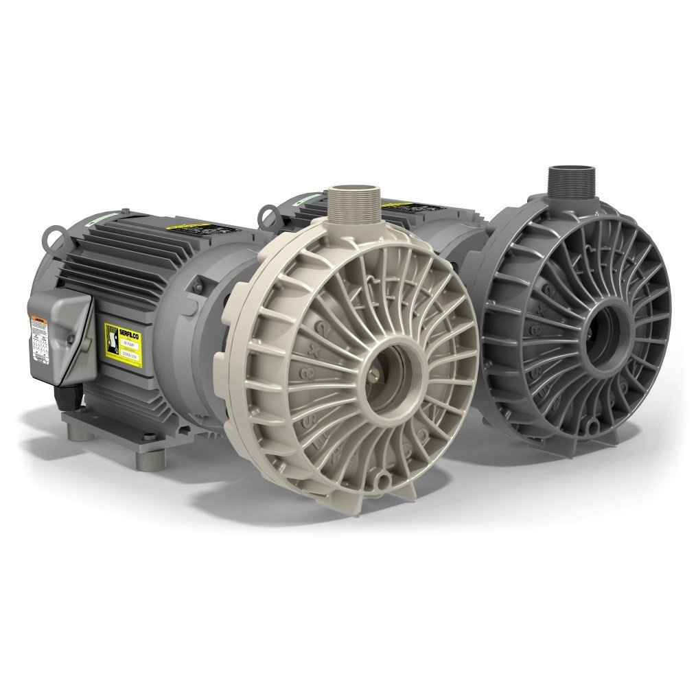 Serfilco Horizontal Pumps