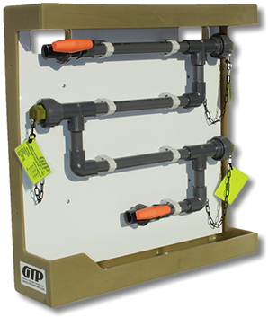 Corrosion Coupon Racks