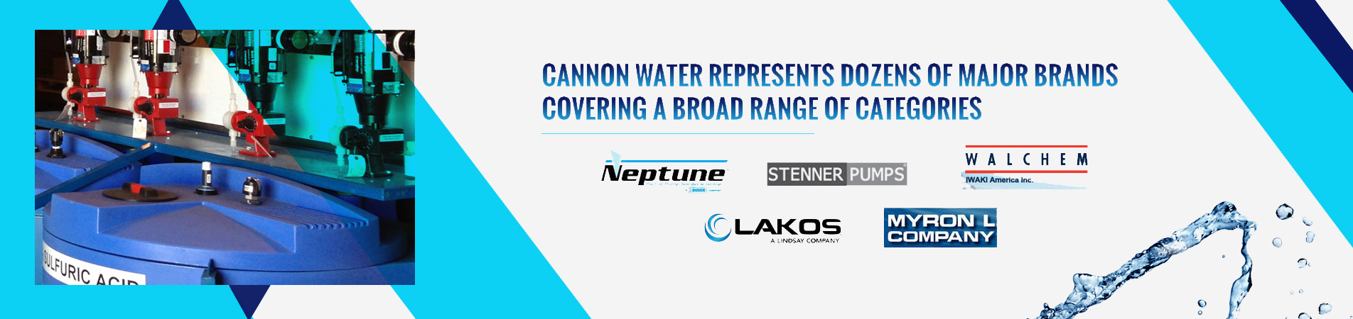 cannon water top brands