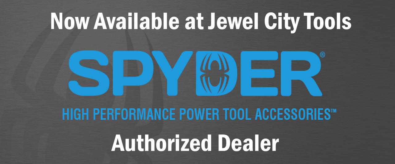 Spyder Products Jewel City Tools JCT JCTLA Tarantula Hole Saw