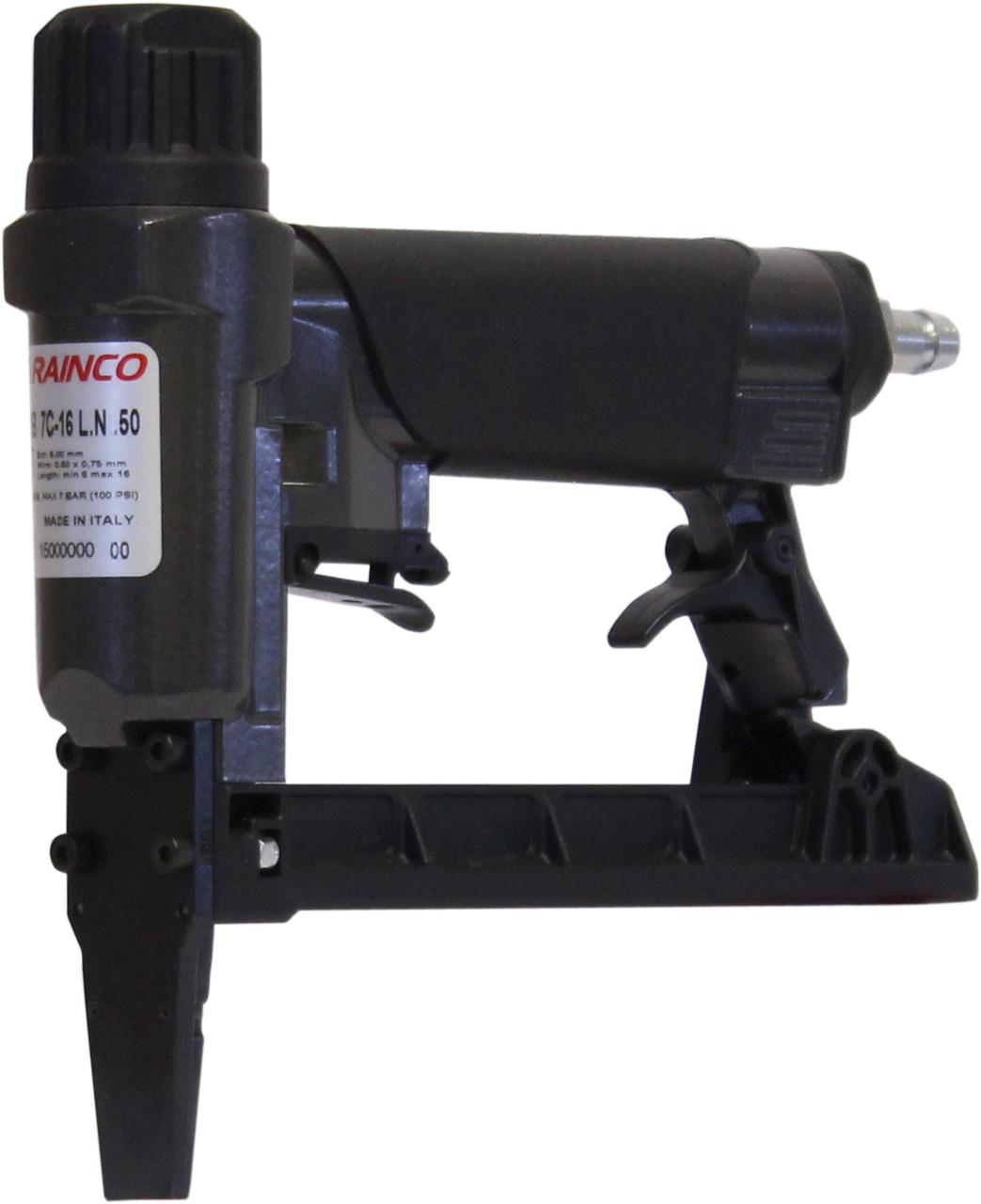 Rainco 22 Gauge 3 8 Crown Upholstery Stapler 1b 7c 16 Nl50
