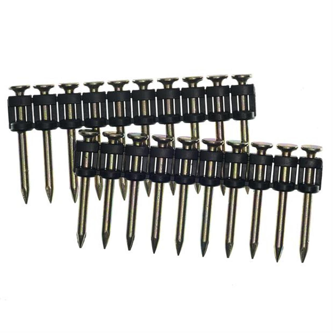 12 ga. Senco L PK1000 W3075YXC 3//4 in Concrete Nails