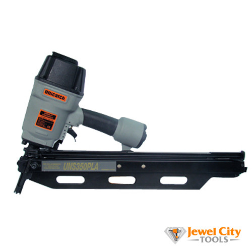 """34° Paper Collated Clip Head 3-1/2"""" Framing Nailer - UNS90-34 (UNS350P4A)"""