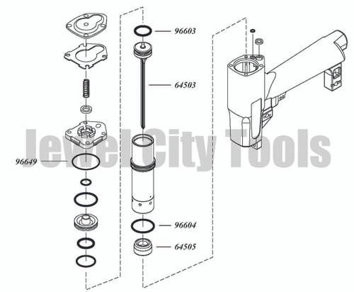 Grex Replacement Driver Kit - P645KB2