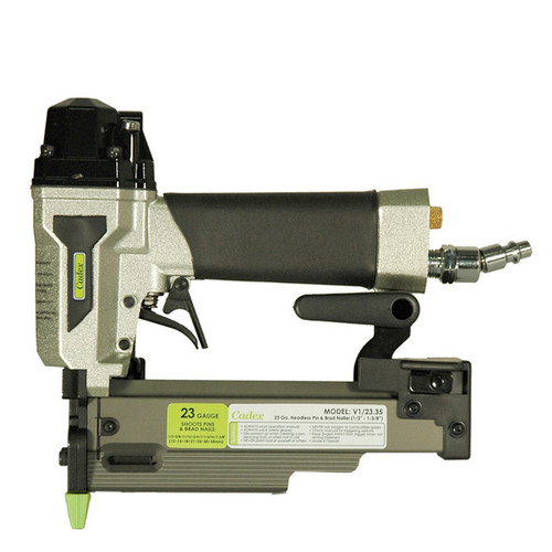 "Cadex 23 Gauge Headless Pin / Brad Nailer - V1/23.35 ,  1/2"" – 1-3/8"""