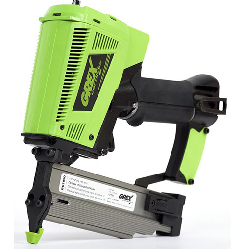 "Grex GC1850 2"" 18 Gauge (18Ga) Cordless Brad Finish Nailer- (660292101085)"