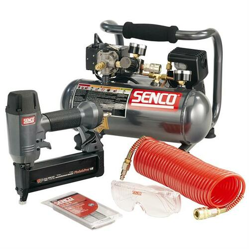 "2"" FinishPro®18 Brad Nailer and PC1010 Compressor Kit PC0947"
