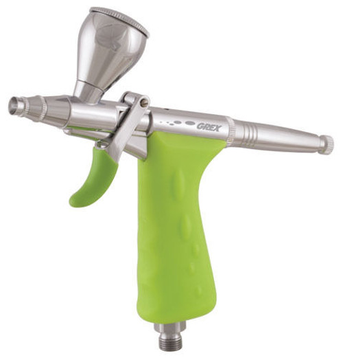 Grex Tritium.TG3 Dual Double Action Pistol Style Airbrush Top Gravity Feed 0.3mm Nozzle (660292120154)