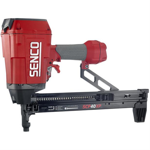 "SENCO SCP40XP 1-1/2"" Pneumatic Concrete and Steel Pinner - 7J0001N"