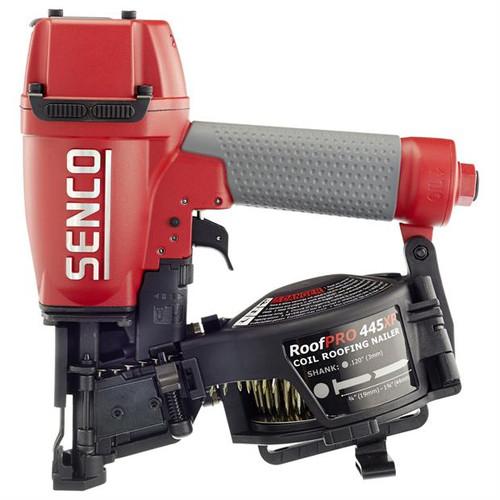 "Senco Roof Pro 445XP 1 3/4"" Coil Nailer - 8V0001N"
