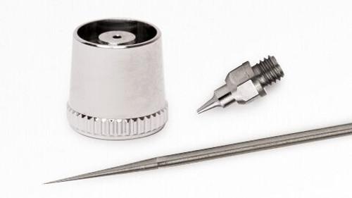Grex Original OEM 0.3mm Nozzle Kit - TK-3 for Grex TG, TS, XGi and XSi (660292121854)