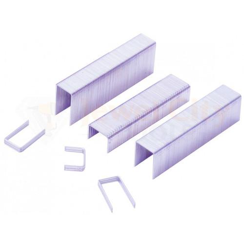 "Unicatch A Type CA3//4 Carton Closing Staples 1-3//8/"" Crown x 3//4 Length 2000 pcs"
