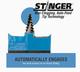 11002 6pc Spyder Stinger Spade Bit Kit Woodboring Spade Drill Bit Set