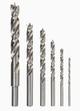 11035 6pc Spyder Stinger Brad Point Drill Bit Kit Woodboring Brad Drill Bit Set