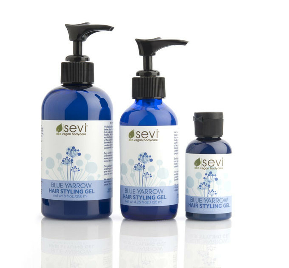 Blue Yarrow Hair Styling Gel