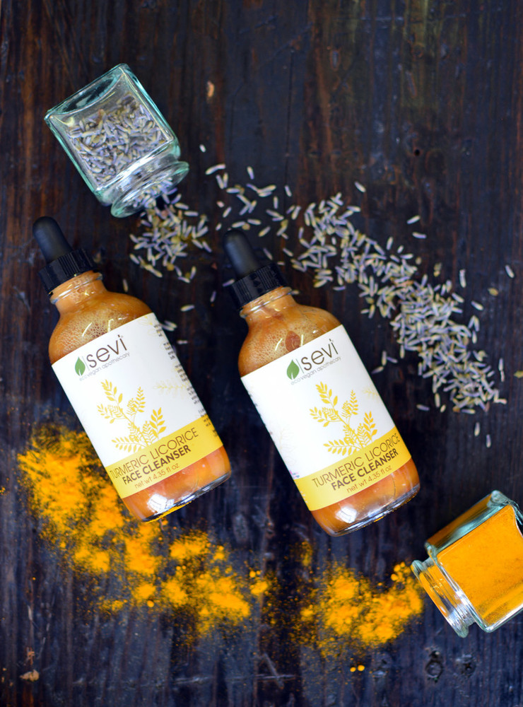 Turmeric Licorice Face Cleanser