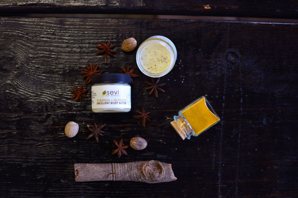 Pumpkin + Nutmeg Emollient Body Butter : Limited Edition