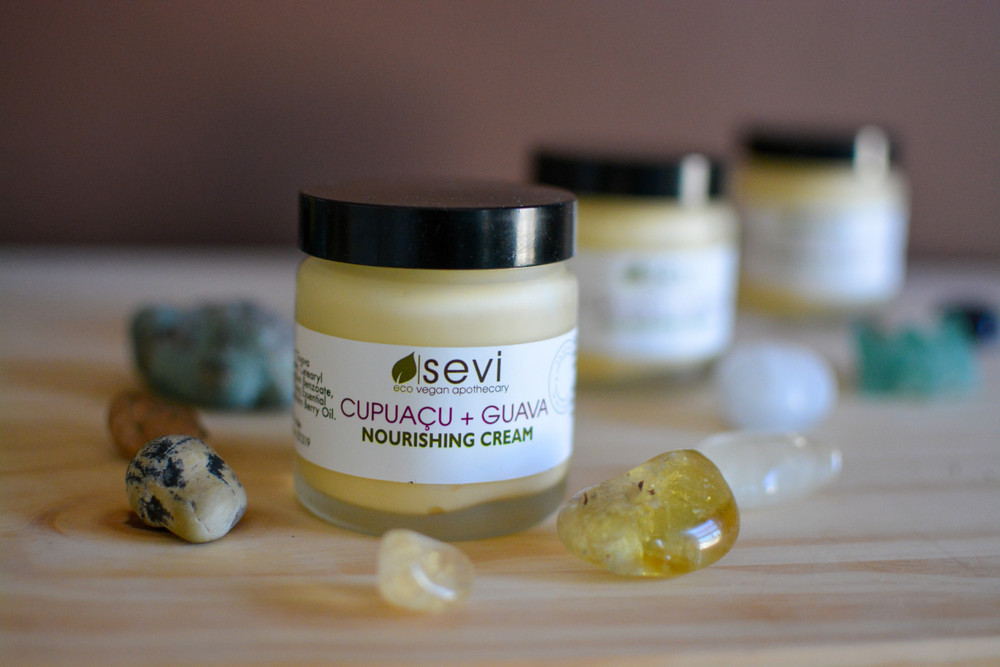 Cupuacu and Guava Nourishing Cream