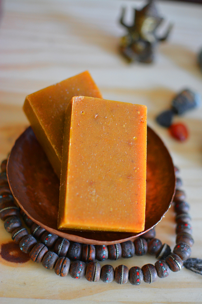 Pumpkin Face Soap : Limited Edition