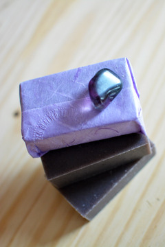 Purple Rain Lavender Body Soap by Sevi Apothecary