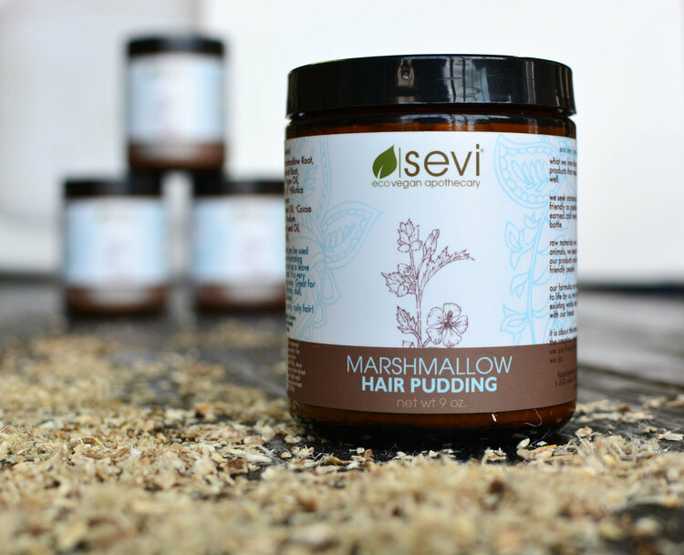 Marshmallow Hair Pudding : Deep Conditioner