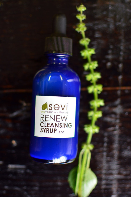 Renew Cleansing Syrup