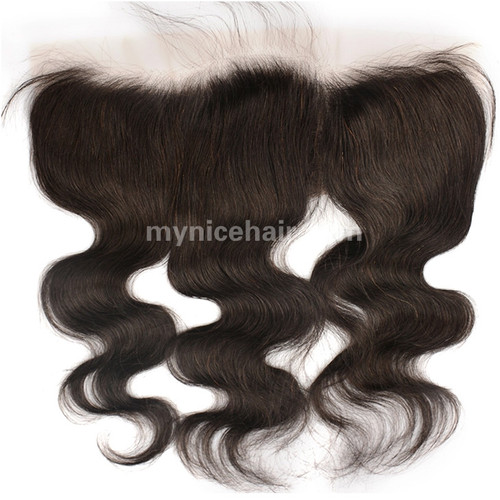 13x4 Pre-plucked Frontal Body Wave Unprocessed Virgin Human Hair