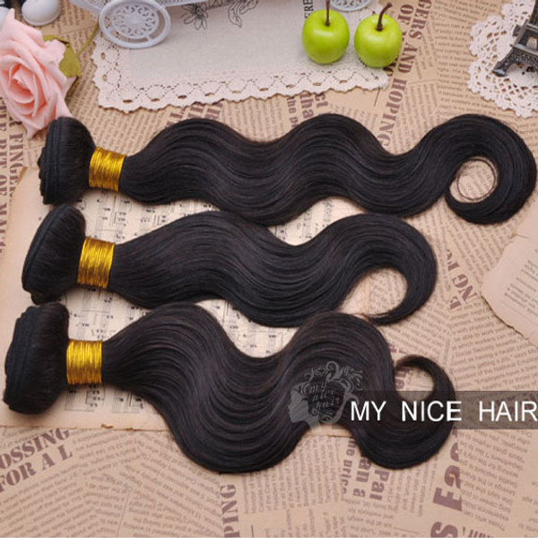 High Quality 3 Bundles Pure Virgin Brazilian Human Hair Body Wave