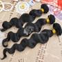 High Quality Loose Wave  3 Bundles Virgin Brazilian Human Hair weave