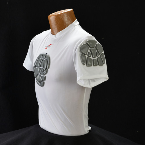 Zoombang Deltoid/Chest Padded Shirt Youth
