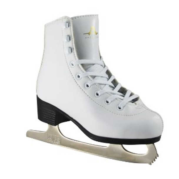 American Figure Skates 514 Leather Lined