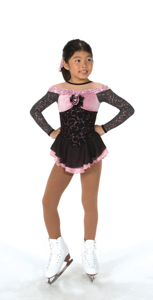 Jerry's Ice Skating  Dress 39 -  Ballet Soiree