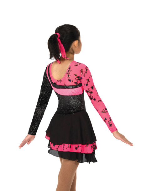Jerry's Ice Skating  Dress 41 -  Pop of Pink