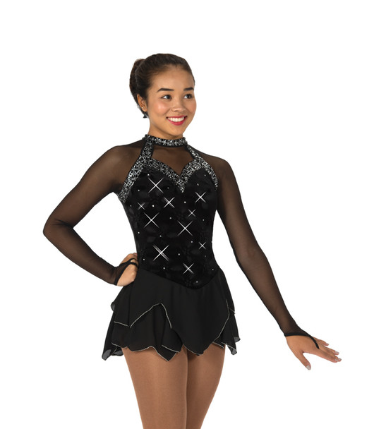 Jerry's Ice Skating  Dress 112 - Enigmatic