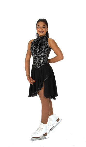 Jerry's Ice Skating  Dress 133 - High Society Dance