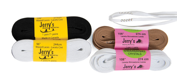 1205 Jerry's Rhinestone Skate Laces