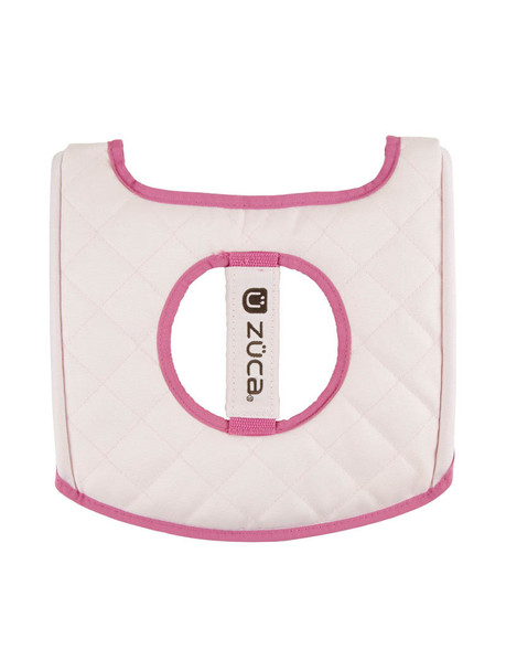 Zuca Seat Cover - Lt. Pink & Hot Pink