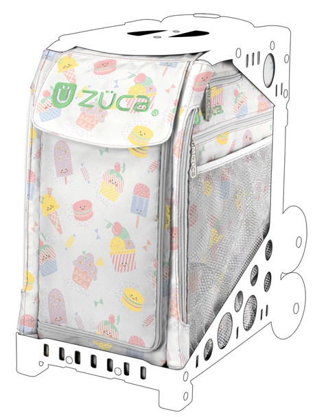 Zuca Sport Bag -  Sweet Pastels  (Limited Edition)