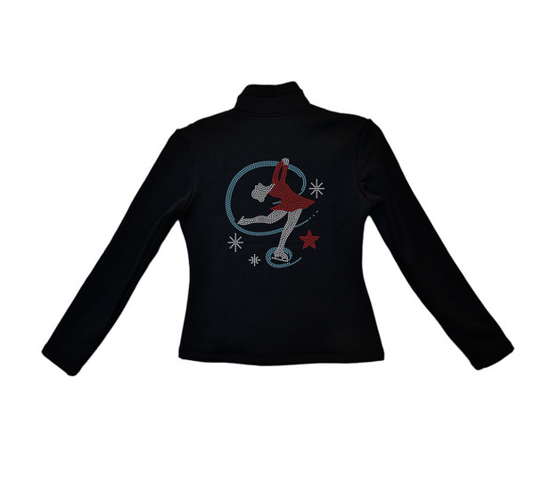 ChloeNoel - J42 X Solid Polar Fleece Fitted Jacket - Spin (Colorfull) (Clearance)