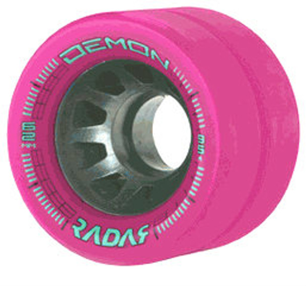 Riedell Skates Sonar Demon Speed Skate Wheels