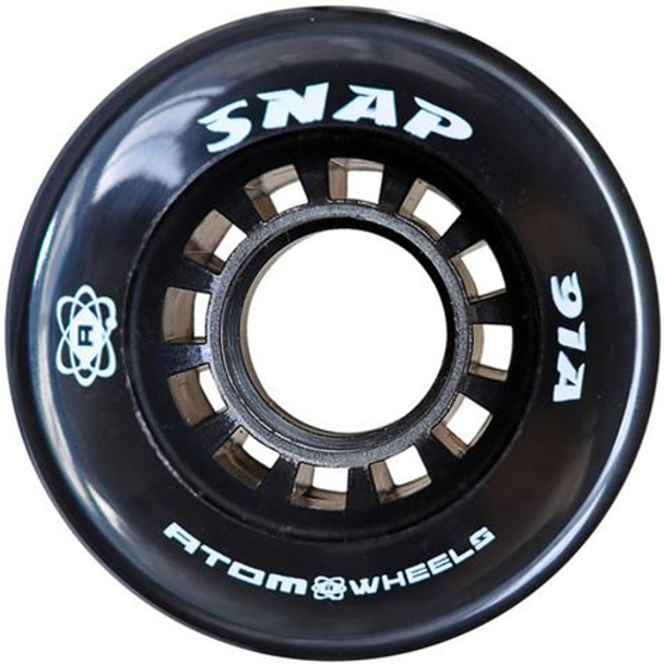 Jackson Atom Wheels - Snap Black