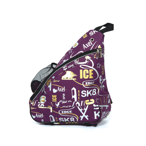 Jerry's Graffiti Shoulder Pack Skate Bags – Purple