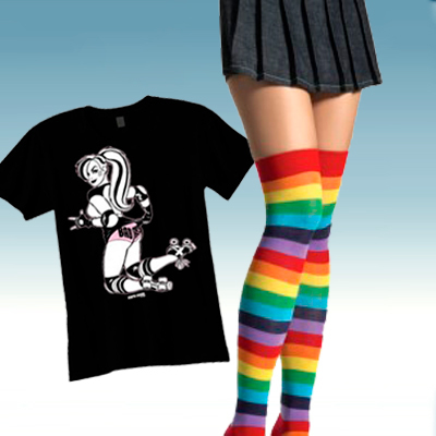 Roller Derby Apparel